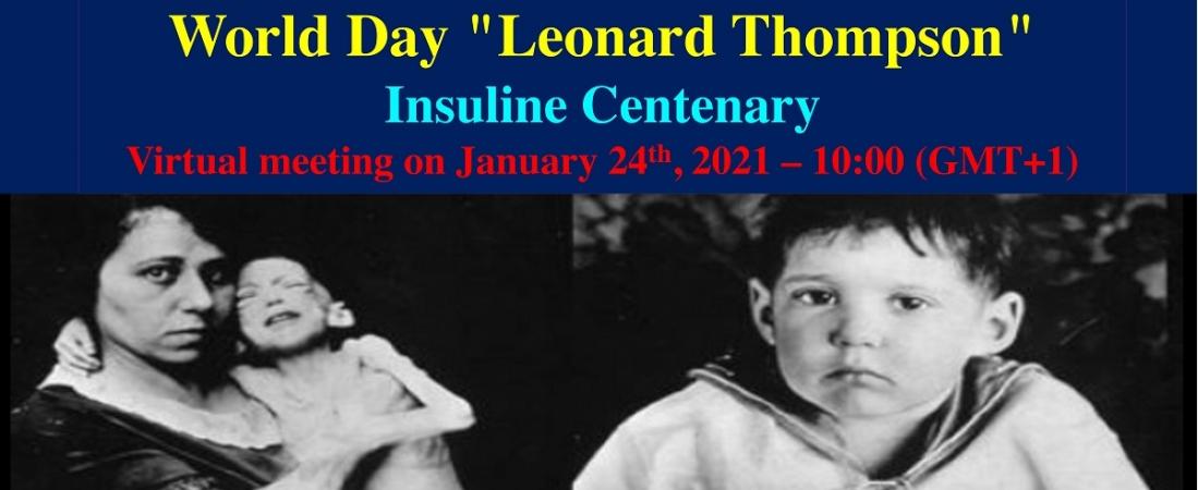Journée Léonard Thompson