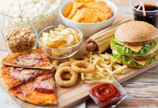 Les mauvais effets des fast-foods sur votre corps